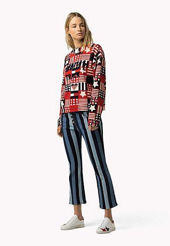 Stars En Stripes Sweatshirt