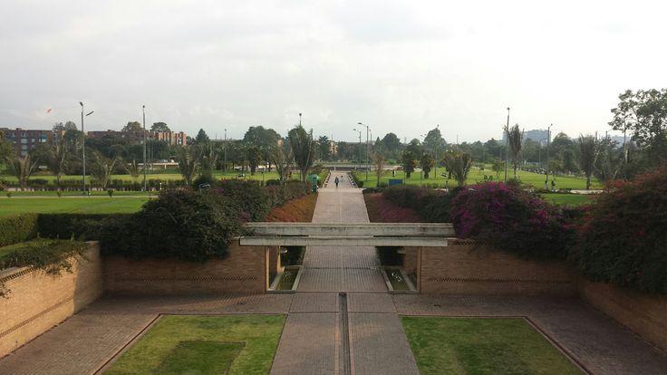 Biblioteca Virgilio Barco, Bogotá
