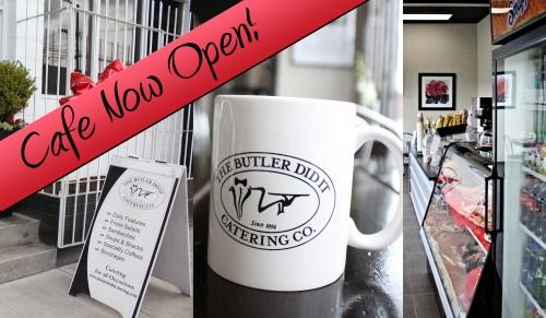 Cafe @ Butler HQ