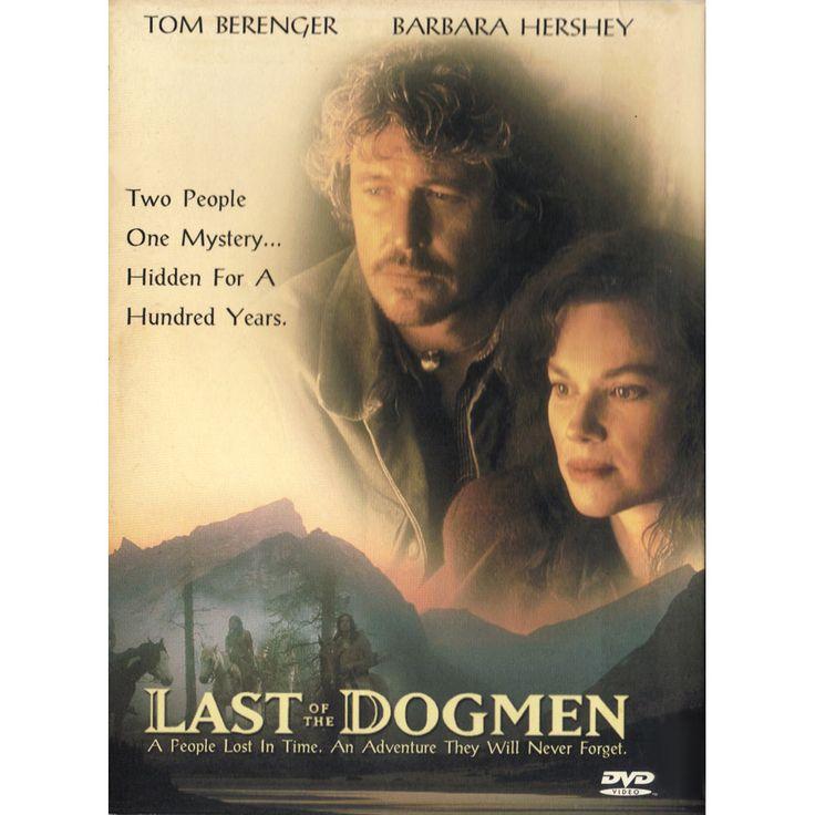 LAST OF THE DOGMEN TOM BERENGER (1999) DVD RARE OOP