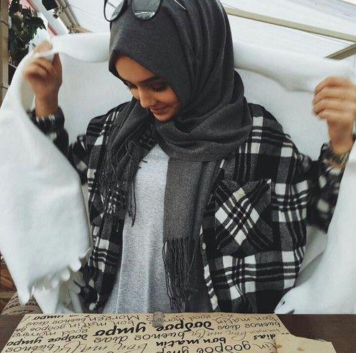 my favourite hijab model