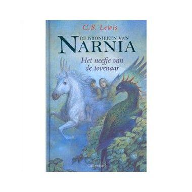 De kronieken van Narnia / 1 Het neefje van de tovenaar - C.S. Lewis  Als Digory samen met zijn buurmeisje Polly per ongeluk op de kamer van zijn oom Andrew komt begint het grootste avontuur van hun leven.  EUR 15.99  Meer informatie