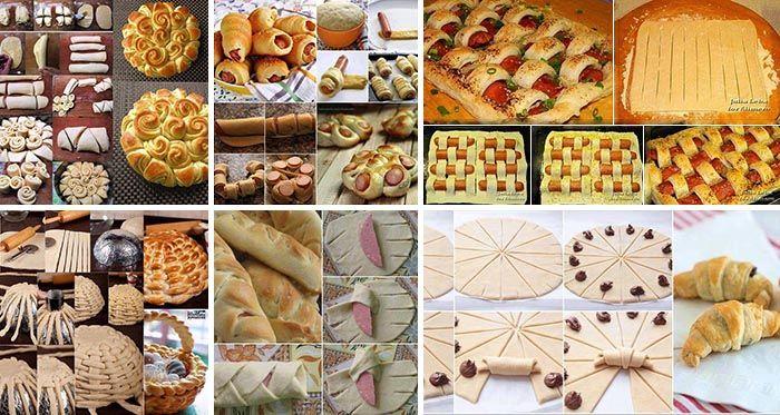 Jednoducho a rýchlo si pripravíte slané alebo sladké dobroty, ktoré ulahodia nie len chuťovým pohárikom, ale aj oku.