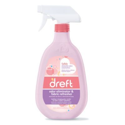 Laundry Detergent > Dreft 22 oz. Fabric Refresher and Odor Eliminator Spray $3.99 buybuyBaby