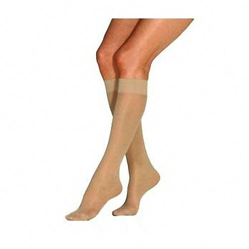 Jobst Knee-High Compression Stockings Closed Toe for Women 30-40 mmHg | Jobst #121467 #medical #medicalsupplies #pro2medical #health #healthcare #lifestyle #Lubbock  #compression #rest #recovery