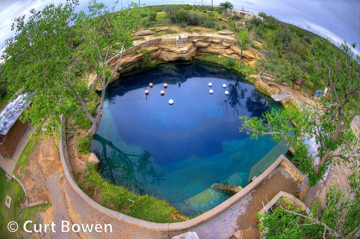 Santa Rosa Blue Hole New Mexico