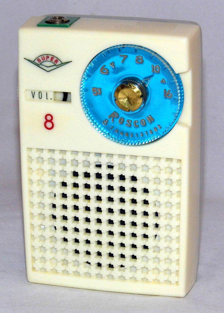 Vintage Transistor Radios Collectors