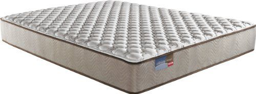 Simmons BeautySleep Edgemere Queen Firm Mattress Only by Simmons. $425.09. Foam encased edge support system helps provide a supportive seating edge and maximizes the mattresses sleeping surface. Our luxurious stretch knit fabric is comfortable and soft to the touch;  the circular knit design adds a gentle touch to this resilient fabric, which provides a luxurious touch for a more comfortable night?s sleep. 460 coils in our high performance coil system helps to provide...