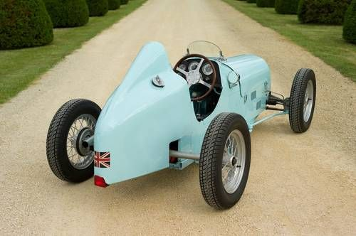 Austin 7 Monoposto Racing Car (1933). Legendary sport car: Classic Car Art&Design #ClassicCarArtDesign @Classic Car Art&Design