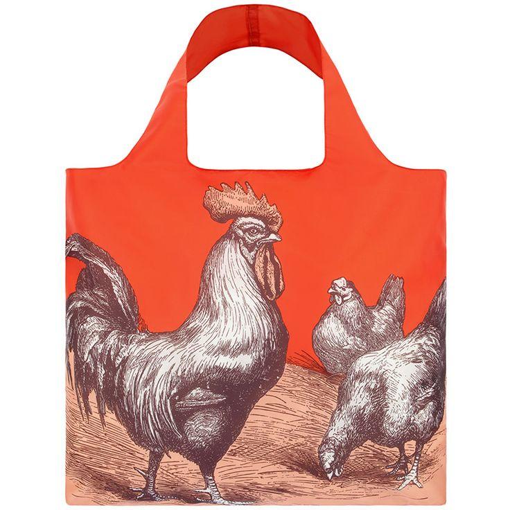 Яркие и веселые сумки LOQI предназначены для отказа от использования одноразового пластика. Ведь зачем нужны пакеты, если всегда с вами красивая сумка-авоська! Она складывается в компактный чехол и занимает очень мало места, весит всего 55 грамм, легко раскладывается при необходимости. Можно носить покупки, пляжные принадлежности, обед с собой и много другое. Выдерживает до 20 кг! Длина ручек позволяет носить ее как на плече, так и в руке.<br /> Забота об экологии: средний срок службы сумки…