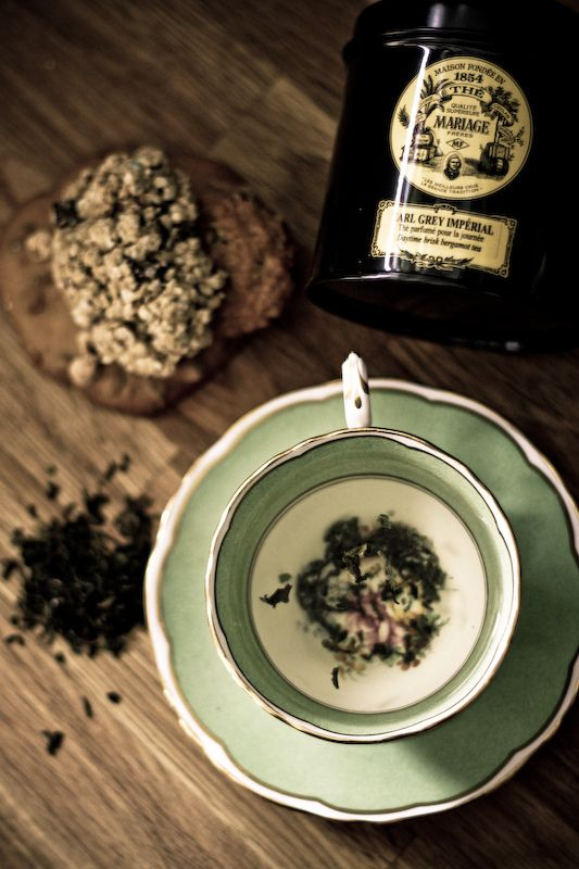 Mariage Freres tea, i miss this tea so much, what I would do for a drop of wedding imperial!