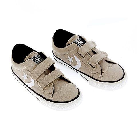 Βρεφικά παπούτσια Star Player μπεζ - CONVERSE (1358538) | Factory Outlet