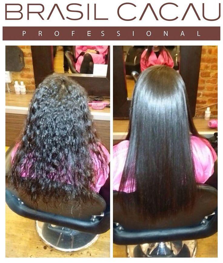 Brasil Cacau Professional Brazilian Keratin Hair Treatment