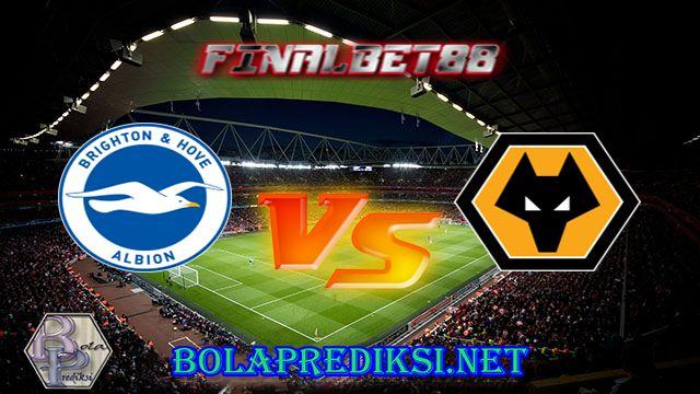 Prediksi Brighton Hove Albion vs Wolverhampton Wanderers 19 Oktober 2016