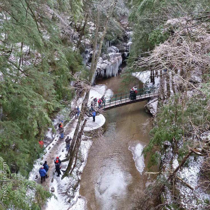 Hocking Hills Winter Hikes Schedule