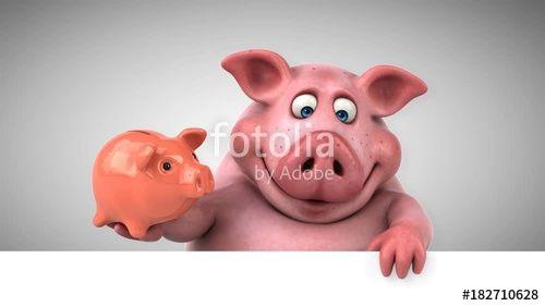 """Téléchargez le clip vidéo libre de droits """"Fun pig - 3D Animation"""" réalisé par julien tromeur au meilleur prix sur Fotolia.com. Parcourez notre banque d'images en ligne et trouvez la vidéo parfaite pour vos projets marketing !"""