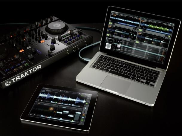 Traktor DJ for iPad + Traktor Pro