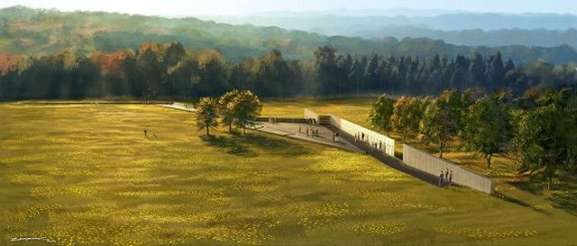 Visit the Three Memorials Dedicated to the Victims of 9/11: Flight 93 National Memorial