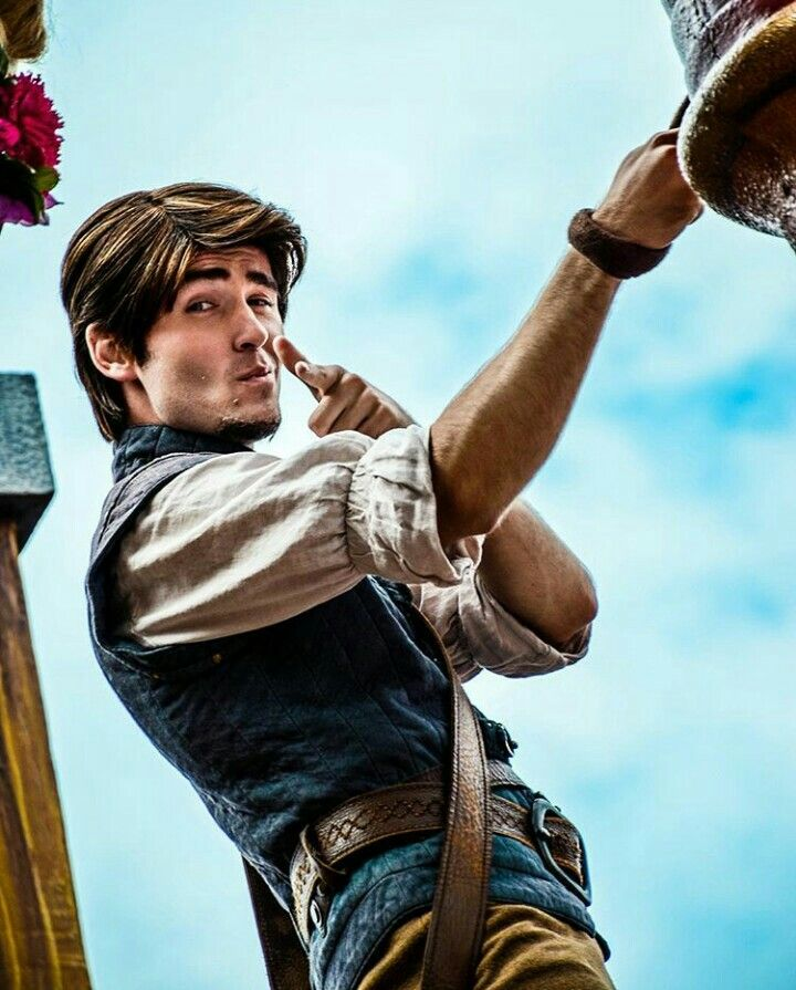 Flynn Rider ~ The Festival of Fantasy parade