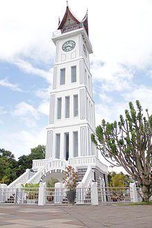 Jam Gadang, Bukittinggi, Indonesia