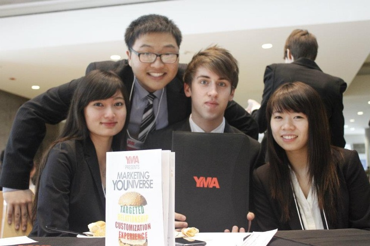 The start of Day Two at Marketing YOUniverse! #SponsorUsTE    (Help us make an Egg-cellent partnership with TalentEgg.ca, a reality. Sign our petition here: http://www.ipetitions.com/petition/yma-talentegg-an-egg-cellent-partnership/)
