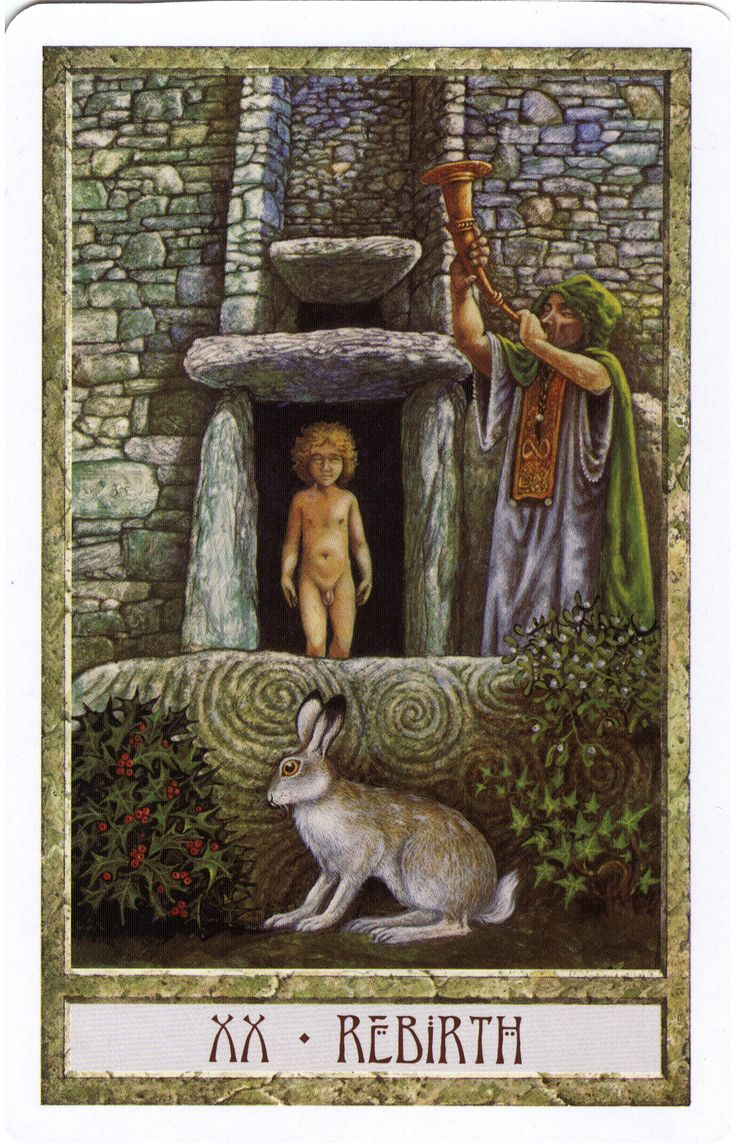 Rebirth Divination Card
