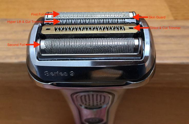 Best Electric Shaver - braun series 9 shaver head