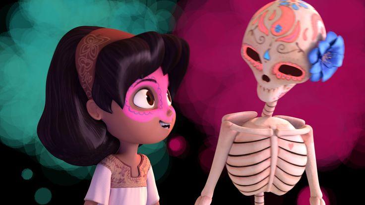 Dia de los Muertos | Film School Shorts