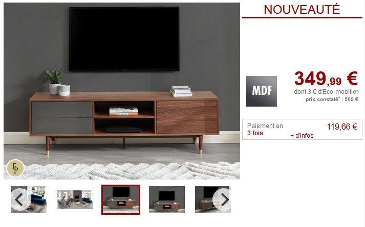 Meuble Tv Vintage Tamara Pas Cher Meuble Tv Vente Unique Meuble Tv Meuble Mobilier De Salon