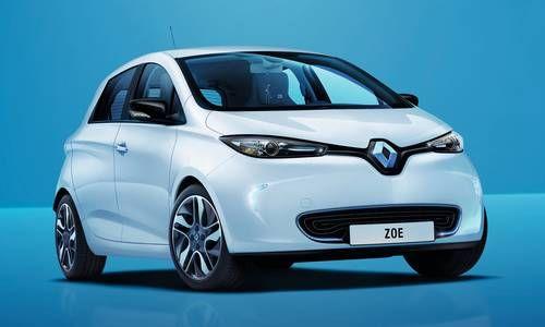 #Renault #Zoe. Rouler 100% électrique n'a jamais été aussi simple.