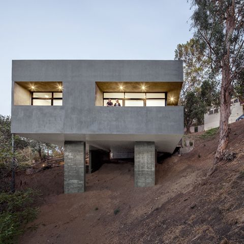 Haus am Steilhang | Bauforum auf energiesparhaus.at