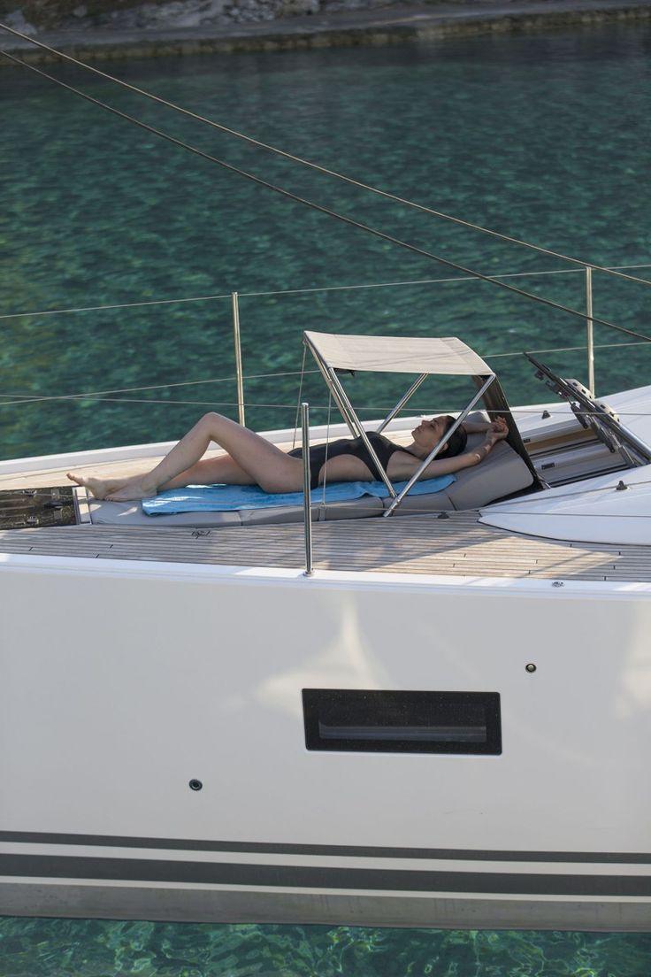 Fotos Barca a vela Interno Jeanneau 54