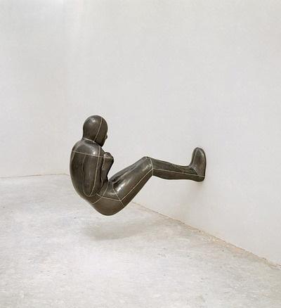 Antony Gormley LOCK I, 1994