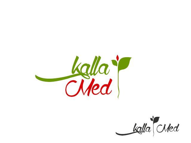KALLA MED logo proposal