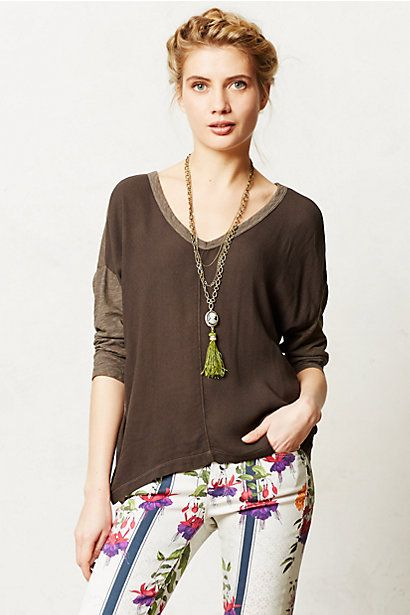 Duet Dolman #anthropologie
