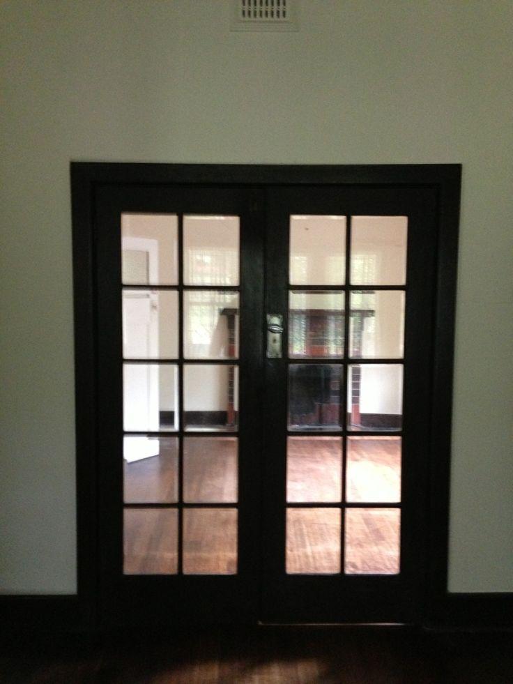 Doors : 11. Double French Doors $385