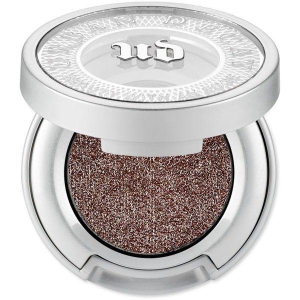 Urban Decay Moondust Eyeshadow ($21) ❤ liked on Polyvore featuring beauty products, makeup, eye makeup, eyeshadow, diamond dog, sparkle eye shadow, glitter eyeshadow, urban decay, glitter eye shadow and creme eyeshadow