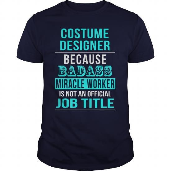 Costume Designer T-Shirts, Hoodies (22.99$ ==► Shopping Now!)