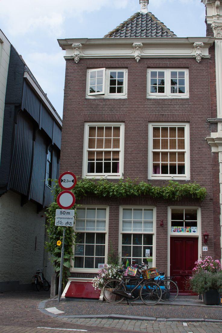 Middelburg, huis aan de Dam