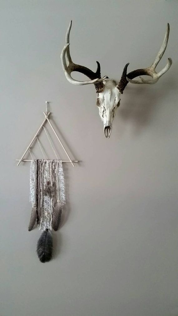 Check out this item in my Etsy shop https://www.etsy.com/ca/listing/491132814/triangle-dreamcatcher-bohemian