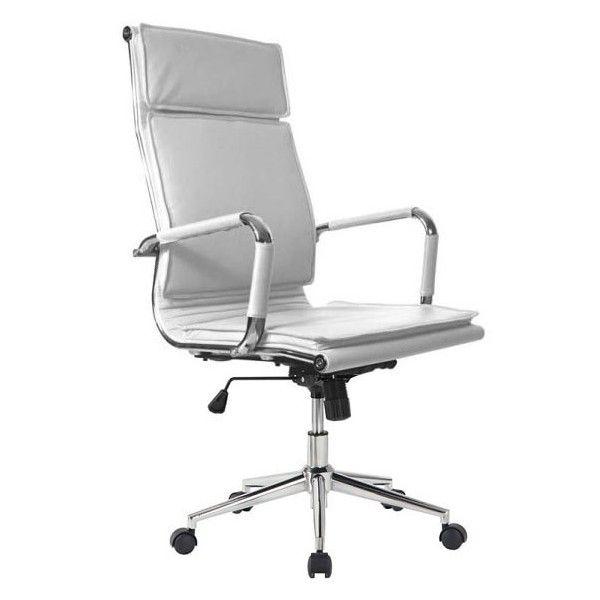 Mejores 102 im genes de sillas de oficina en pinterest - Silla despacho blanca ...