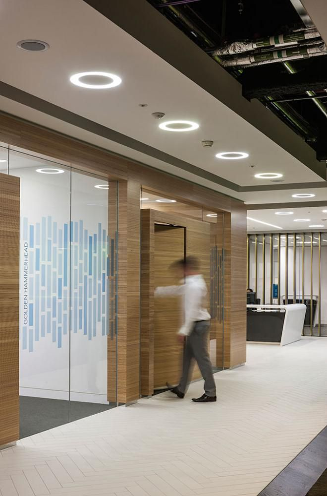 New Offices For Mako Group In London, England By EDGE