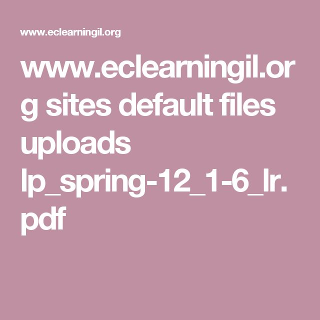 www.eclearningil.org sites default files uploads lp_spring-12_1-6_lr.pdf
