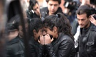 Hundreds gather for Jerusalem funeral of Toulouse shooting victims  Mourners pay tribute to father, sons and classmate killed by gunman at Jewish school