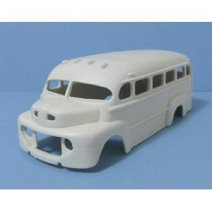resin 1950 ford school bus body and interior tub. Black Bedroom Furniture Sets. Home Design Ideas