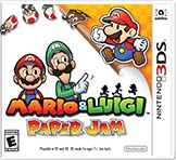 Learn more details about Mario and Luigi: Paper Jam for Nintendo 3DS and take a look at gameplay screenshots and videos.