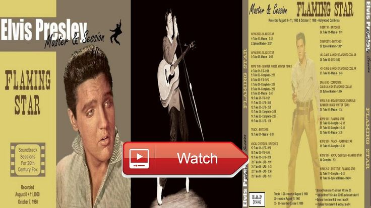 ELVIS PRESLEY OUTTAKES SUMMER KISSES WINTER TEARS  PS listen with headphones for the best sound TCB 1 takes