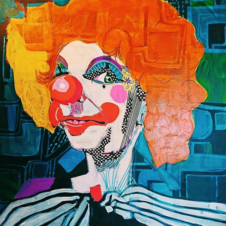 Clown 🤡 🔫  FISHBAIN 2017