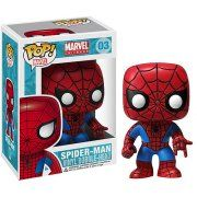 Funko Marvel Pop! Spider-Man Vinyl Bobble Head Figure