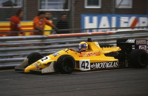 Roberto Moreno - Reynard 88D [007] Cosworth DFV Nicholson-McLaren - Bromley Motorsport - 1st Halfords Birmingham Superprix - 1988 International F3000 Championship, round 8